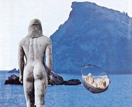 Odysseas elytis -O kouros_1978
