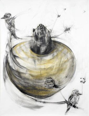 Αλίκη Παππά, Bear swarm, 2010