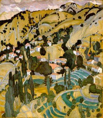 Σπύρος Παπαλουκάς, Το χωριό Καμμένο, Αχρονολόγητο