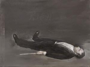 Βαγγέλης Γκόκας, Ο νεκρός μαέστρος