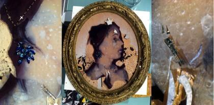 To portreto tis Didos Elpidas_2012_Technohoros-art-gallery_Manolis-Anastasakos_Art-Athina_2013