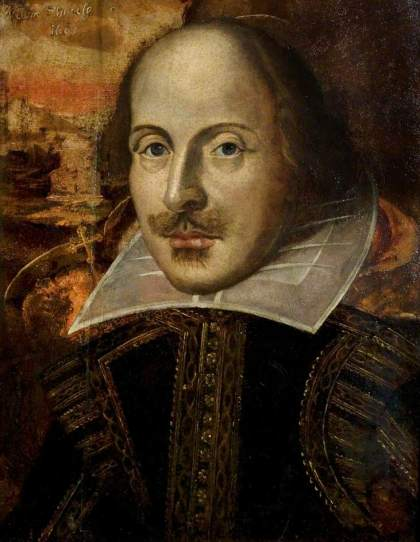 out of; (c) Royal Shakespeare Company Collection; Supplied by The Public Catalogue Foundation